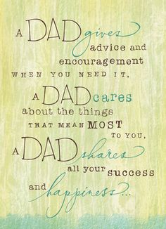 5 Inspirational Quotes for Father's Day Truth! Fathers