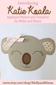 Presentación de Katie Koala por Molly y Mama