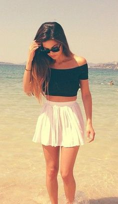 .keep calm and love this skirt <3
