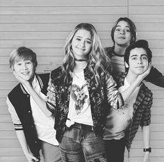 Casey, Lizzy, Adian, & Mace