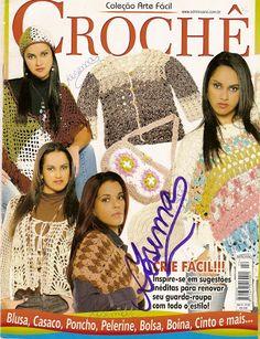 Coleçao arte facil - croche 22 - 譕淚らづ寳唄-03 - Álbuns da web do Picasa