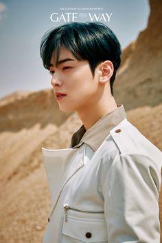 Eunwoo Discover Astro Gate way traveler ver. Seo Kang Joon, Astro Comeback, Vixx, Mixtape, Kpop, Arirang Tv, Cha Eunwoo Astro, Astro Wallpaper, Lee Dong Min