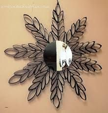 Image result for wrought iron look with toilet paper rolls