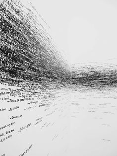 Roman Ondák (1966) / Measuring the Universe (Tate 2011)
