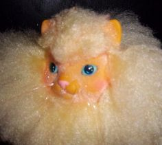Vintage Hasbro Sweetie Kitties toy cute 1980s by JennsHiddenJems, $21.50