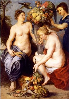 RUBENS Pieter Paul - Flemish (Siegen 1577-1640 Antwerp) ~