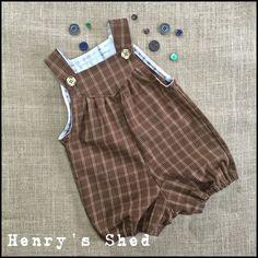 Easy wear Boys Romper, Handmade for Boys, Baby Boys, Baby Boys Romper, Boys Babyshower