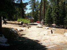 Boulder Basin Camp, San Bernardino National Forest