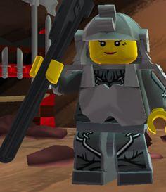 Hari Howzen Lego Universe