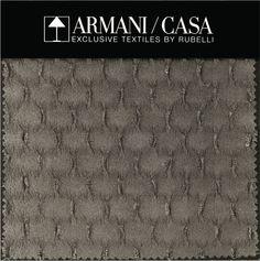 Armani Casa -  grigio - jacquard sheer 2