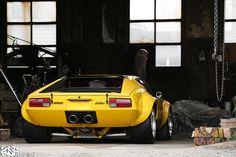 Pantera with Ford 351 Porsche 930, Us Cars, Sport Cars, Ford Gt, Maserati, Lamborghini, Pantera Car, Automobile, Dream Car Garage