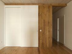 rehabilitación en Muros, rehabilitación en madera de castaño