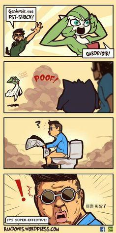 Pokémon funny!