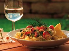 Kräftsås till pasta