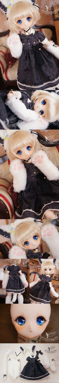 【Chest of Magic】DDH01 N肌カスタムヘッド+アイ+衣装セット - Auction - Rinkya