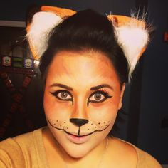 What does the fox say! DIY fox ears :)