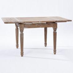 Tisch Salsola aus Eichenholz
