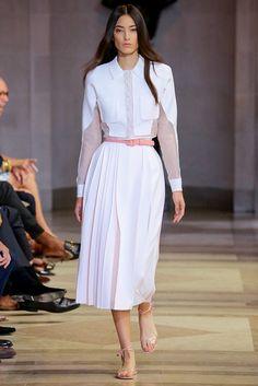 Carolina Herrera Spring 2016 Ready-to-Wear Fashion Show