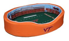 Lane Stadium Pet Bed (Medium) - I may just have to get a dog so I can buy this!