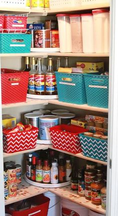 Pantry Organization Video | Mary Anns Cupboards