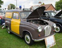 1967 Austin A35 Van - Wiltshire Constabulary - Royaume Uni