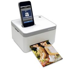 Dad would love an iPhone Photo Printer - from @Cool Mom Picks @Cool Mom Tech via @babycenter - #fathersday