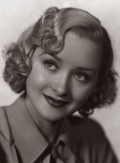 Love the hair styles of vintage Hollywood. Description from pinterest.com. I searched for this on bing.com/images