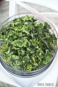 Dieta dr Dąbrowskiej - przepisy - Dorota Smakuje Seaweed Salad, How To Dry Basil, Nutella, Herbs, Ethnic Recipes, Fitness, Food, Essen, Herb