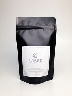 Alabaster Coffee Roaster + Tea Co. — The Dieline