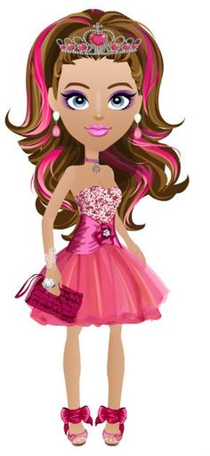 Pink Bday Dress