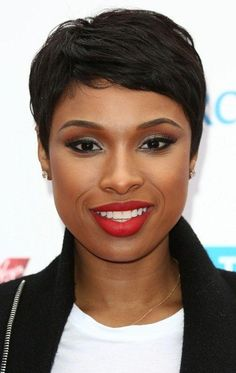 jennifer hudson short pixy | jennifer hudson short hair pixie