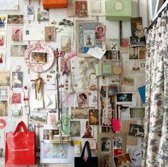 Inspirationen zur Wanddekoration - Rustikale Bilder an der Wand