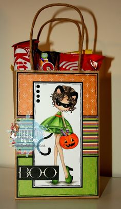 Lugar de las pecas Tiddly Inks, Trick Or Treat, Advent Calendar, Lunch Box, Treats, Crafty, Halloween, Holiday Decor, Home Decor
