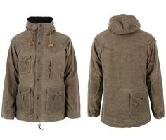 Monitaly Mountain Parka