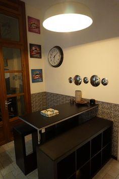 table haute ikea DIY