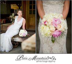 Paris Mountain Photography wedding flowers bridal bouquet Muse Farm Bremen GA