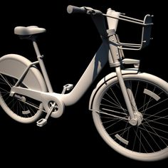 Barclays Cycle Hire Model available on Turbo Squid, the world's leading provider of digital models for visualization, films, television, and games. Models, 3d, Templates, Fashion Models