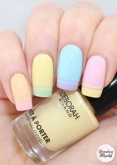 When winter ends, what are you going to paint for your manicure? Spring nail arts can be vivid. Have you ever tried out those pastel nail designs? If you say no, you must pick some gorgeous designs up and paint your spring nails. You are lucky to find out our post here. We will show …