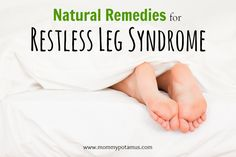 Natural understanding of Restless leg syndrome, and ways to treat it.  It boils down to a loss of nutrients in the soil, and thus our food.  Our body doesn't function properly with this deficiency (magnesium, phosphorus and how that relates to the thyroid/ adrenals), and so we have the new phenomenon of RLS.  DON'T TAKE DRUGS!!