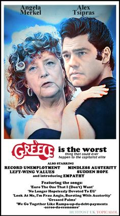 Check Out Alexis Tsipras And Angela Merkels First Collaboration