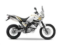 Yamaha XT660Z Tenere Rally - sand (from Ruberdust)