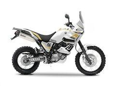 Yamaha XT660Z Tenere Rally - sand (from Ruberdust)