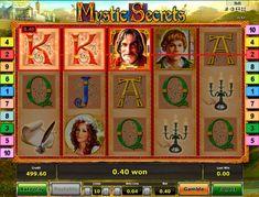 Игровой автомат Mystic Secrets в казино Вулкан Разработчик Novomatic предлагает гемблерам казино Вулкан увлекательный игровой автомат Mystic Secrets, где кроме реального денежного заработка можно насладиться еще и хорошим графическим исполнением. Основными символами автомат