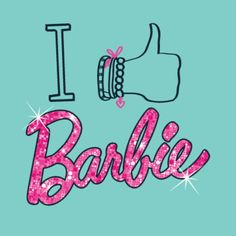 I ❤ Barbie! More little girls need to play with Barbies and not iPhones!