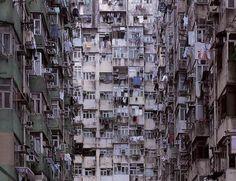 Michael Wolf : buildings hongkongais | Spanky Few