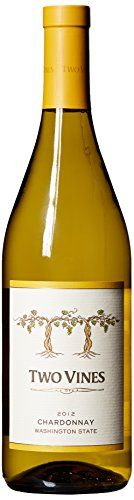 Columbia Crest Chardonnay Two Vines 750 mL -- Want additional info? Click on the image.