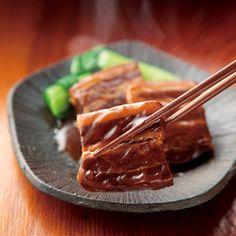 Kakuni (Japanese Braised Pork Belly) ほろりとほどける肉の旨み 【長崎自慢角煮】