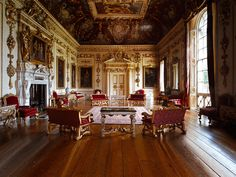 #WiltonHouse...oh, my god, the #DoubleCube Room...Wilton House.  Oh.  My.  God.  Wilton House.  The most beautiful, and the most perfect room in England (not to mention Wiltshire, of course).  Wilton!