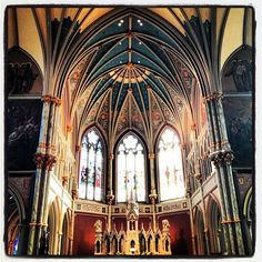 Cathedral of St. John the Baptist in Savannah | Photo by courteli