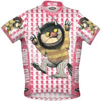 Wild Thing jersey! :D wouldn't you know it?  It's primal  :O)